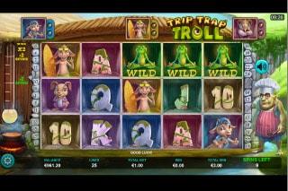 Trip Trap Troll Slot Free Spins