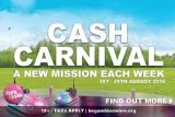 Win Real Money Prizes In The Vera&John Casino Cash Carnival