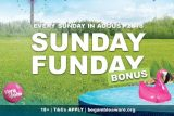 Get A Bonus Every Sunday In August at VeraJohn