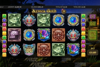 Azteca Gold Mobile Slot Free Spins