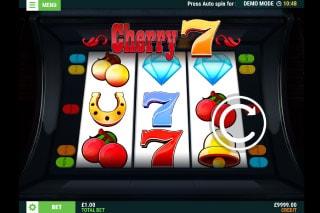 Cherry 7 Mobile Slot Machine