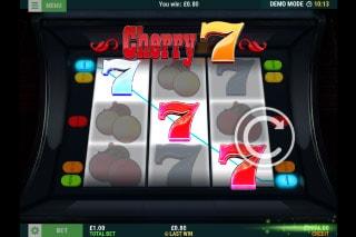 Cherry 7 Mobile Slot Win