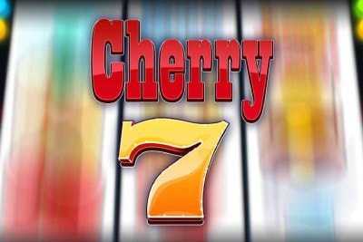 Cherry 7 Mobile Slot Logo