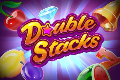 Double Stacks Mobile Slot Logo