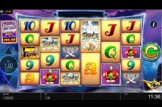 Genie Jackpots Megaways Mobile Slot Machine