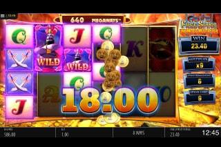 Genie Jackpots Megaways Mobile Slot Free Spins