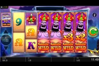 Genie Jackpots Megaways Mobile Slot Wilds