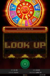 Hot Spin Mobile Slot Bonus