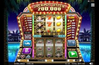 Jackpot Jester 200,000 Mobile Slot Joker Wilds