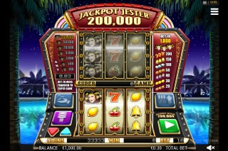 Jackpot Jester 200,000 Mobile Slot Game