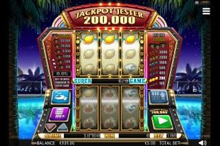 Jackpot Jester 200,000 Slot Supermeter Game