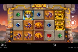 Jaguar Temple Mobile Slot Game