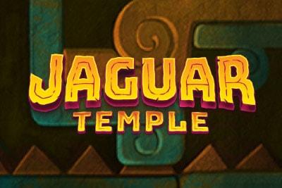 Jaguar Temple Mobile Slot Logo