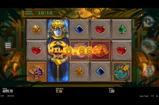 Jaguar Temple Mobile Slot Free Spins With Wilds