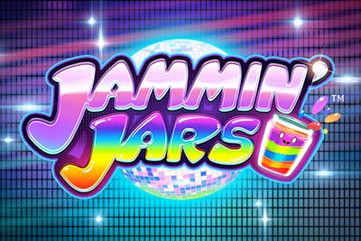 Jammin Jars Mobile Slot Logo