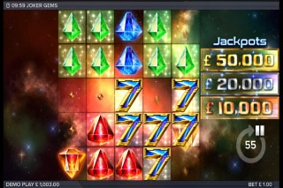 Joker Gems Slot Game