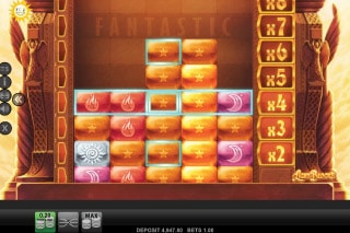 Light Blocks Mobile Slot Machine