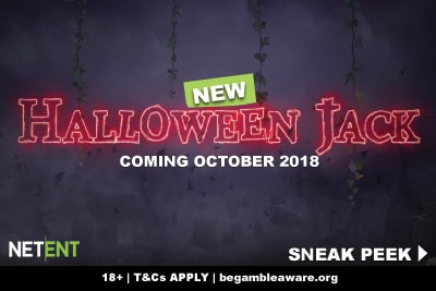 New Halloween Jack Mobile Slot Machine Coming Oct 2018