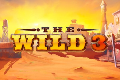 NextGen The Wild 3 Slot Logo
