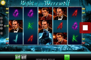 Night of the Werewolf Mobile Slot Game