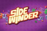 Sidewinder Mobile Slot Logo