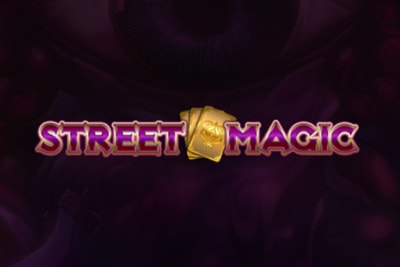 Street Magic Mobile Slot Logo