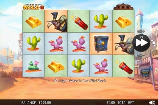 The Wild 3 Mobile Slot Game