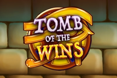 Tomb Of The Wins Mobile Slot Logo