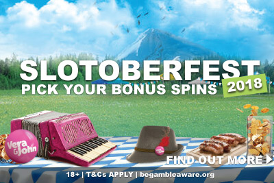 Pick Your Bonus In The Vera John Slotoberfest 2018
