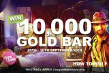 Win A 10K Solid Gold Bar Playing Pragmatic Play Slots