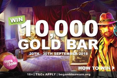 Win A 10K Solid Gold Bar Playing Pragmatic Play Slots
