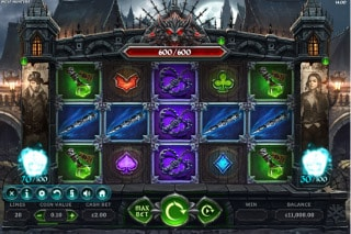Wolf Hunters Mobile Slot Game