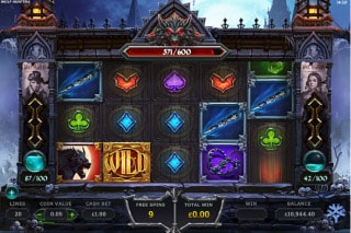 Wolf Hunters Mobile Slot Free Spins
