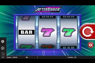 Aftershock Mobile Slot Machine