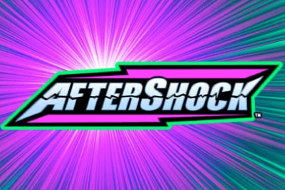 Aftershock Mobile Slot Logo