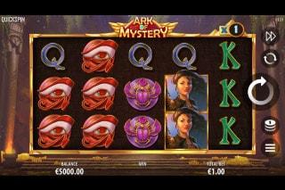Ark of Mystery Mobile Slot Game