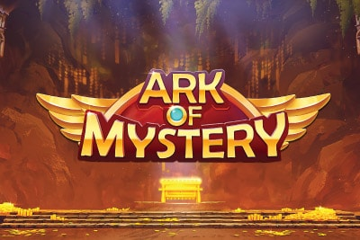 Ark of Mystery Mobile Slot Logo