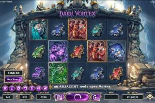 Dark Vortex Mobile Slot Machine