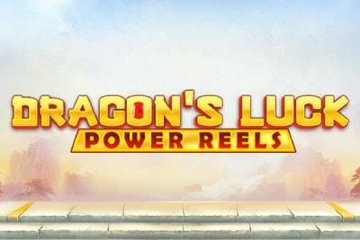 Dragons Luck Mobile Slot Logo
