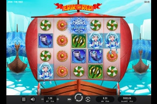Eirk The Red Mobile Slot Game