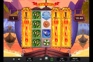 Erik The Red Slot Free Spins Win