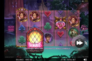 Ever After Mobile Slot Game