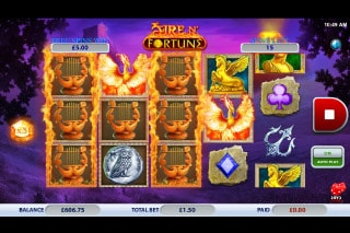 Fire n Fortune Slot Free Spins