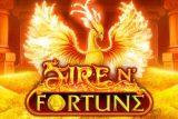 Fire n Fortune Mobile Slot Logo