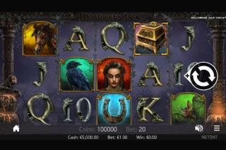 Halloween Jack Mobile Slot Machine