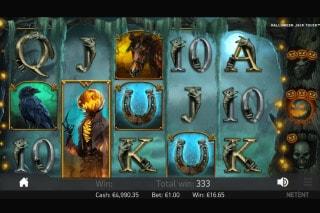 Halloween Jack Slot Free Spins
