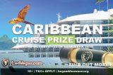 LeoVegas Casino Caribbean Cruise Prize Draw