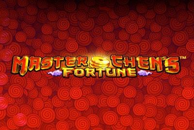 Master Chens Fortune Mobile Slot Logo