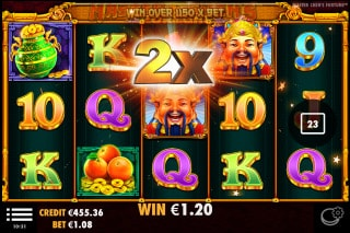 Master Chens Fortune Mobile Slot Multiplier