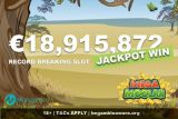 Mega Moolah Jackpot Slot Record Breaking Win
